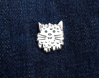 Oklahoma Kitty Pin