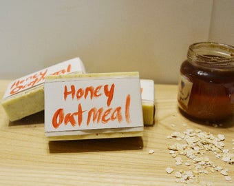 The honey oatmeal bar