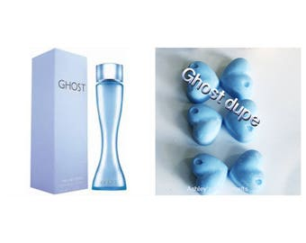 Ghost | wax melts | perfume candle | wax tarts | soy wax melts | soft wax | sample wax melts | scented wax tub | highly scented | hot throw