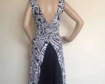 Argentine Tango Dress in med-lge size