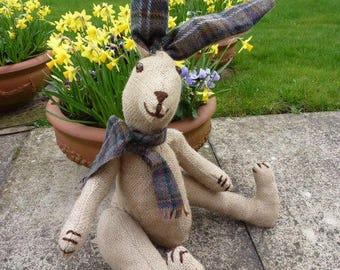 Hubert/Henrietta Hessian Hare