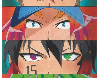 The Eyes of Nanbaka