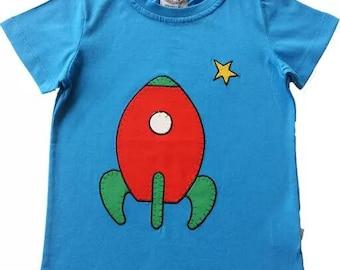 Short sleeve Rocket t-shirt