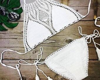 Crochet: Bikini - Hot Summer
