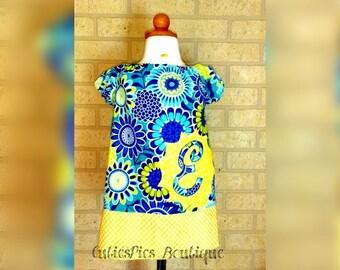 Flower and Sun Dress