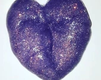 PurpleLicious Glitter Slime