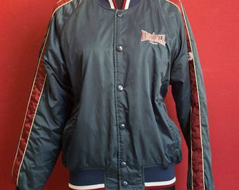 Lonsdale 80's Blue with red and white stripes Man size Medium