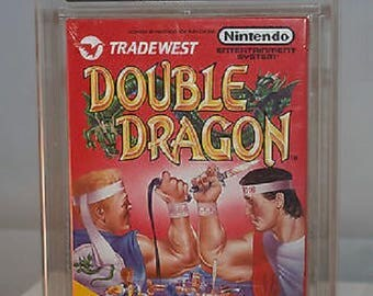 Double Dragon Rare