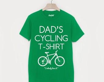 Dad's Cycling T Shirt