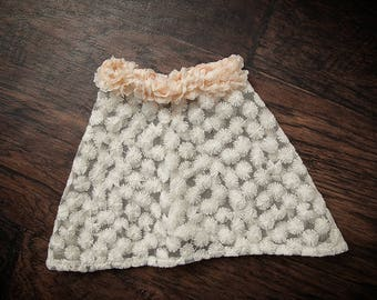 Lace Newborn Skirt