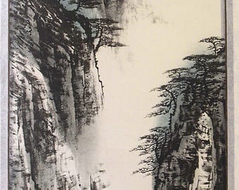 Traditional Chinese Painting Home Decor & Office Decor Asian arts, ink Painting