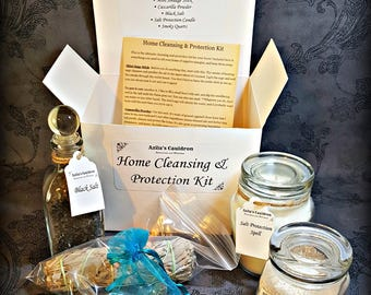 Home Cleansing & Protection Kit