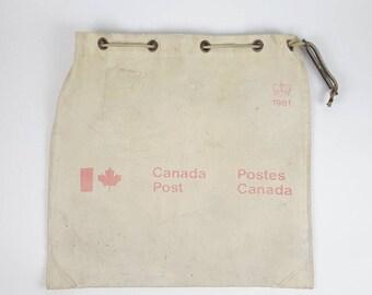 1981 | Canada Post Vintage Bag