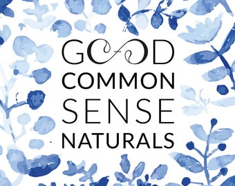 Good Common Sense Naturals