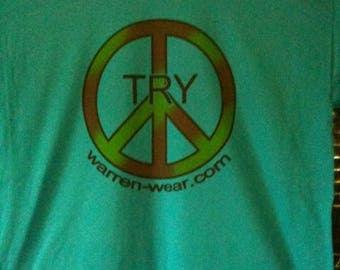 Try Peace T-Shirt