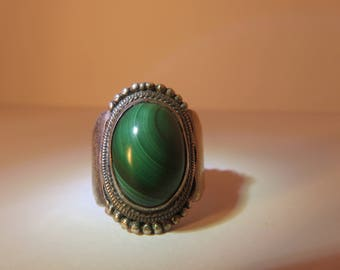 Vintage Statement Eclectic Ring