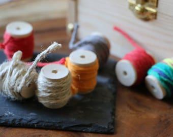 Thread Spool - Cat Toy