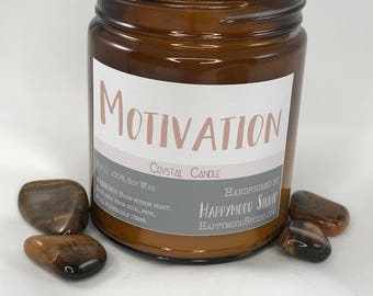 Motivation | Crystal Candle