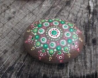 Mandala Pebble / stone mandala