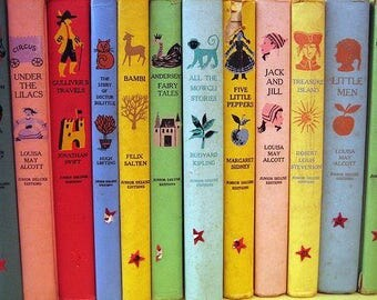 vintage book pages