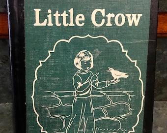 "1950 School Reader ""The Little Crow"""