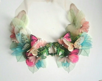 The Kiss Collar- One of a kind-