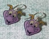 Figment earrings (Frosted)