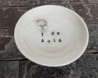 2016 Wedding Ring Dish SALE