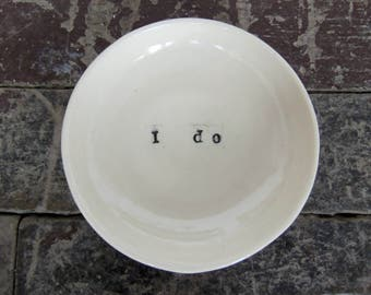 Wedding Ring Dish CLEARANCE