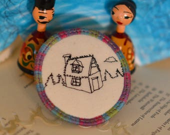 little house pin