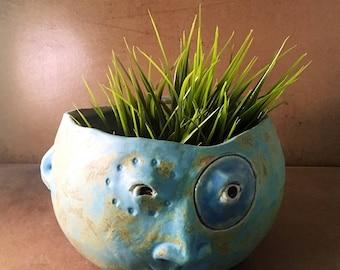 Face Planter - Ole Blue Eyes
