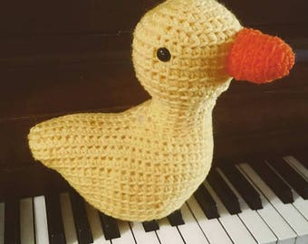 Ping the Duck