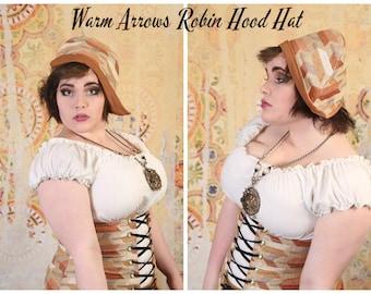 Warm Arrows Robin Hood Hat