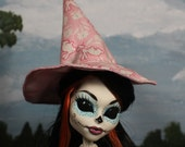 Buns Witch Hat for Slim Monster and Fashion Dolls
