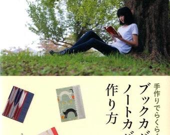 Handmade Book Covers & Jackets - Japanese Craft Book
