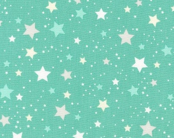 Space Explorers, Stars in Mint by Ann Kelle, Robert Kaufman, yard