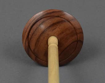 Tibetan style supported spindle in Rosewood