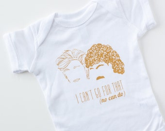 hall and oates baby onesie yellow ochre