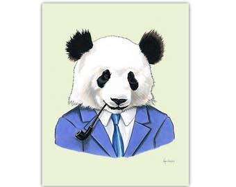Panda Bear print 8x10