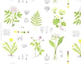 Amethyst Garden - IKEA Dorthy Cotton Fabric