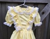 Pollyanna Dress 4T