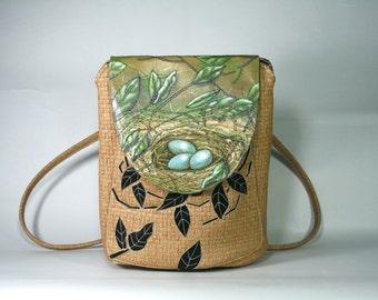 Nest & Egg Backpack