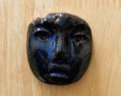 stoneware face number four