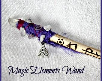 Magic Elements Wand