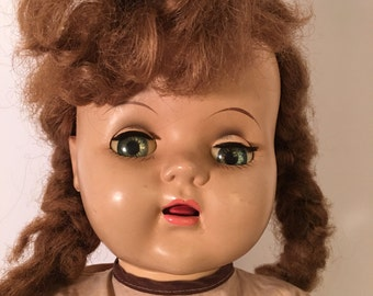 Vintage Saucy Walker Doll