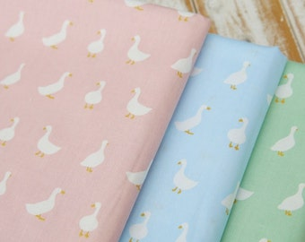 4361 - Goose Cotton Fabric - 62 Inch (Width) x 1/2 Yard (Length)