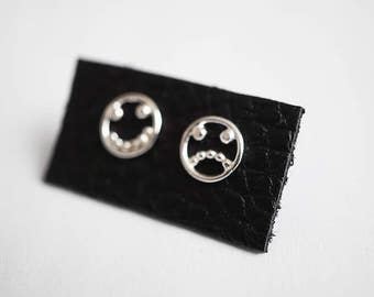 MOOD earrings - sterling silver