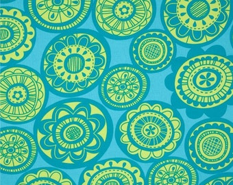 Westminster Cartwheel Shadowplay Erin McMorris - Cotton Home Dec Fabric   - fat 1/4 remnant