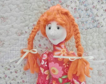 doll, soft toy, toy, child, adult, whimsical, one of a kind