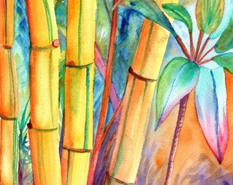Kauai Fine Art From Hawaii By Marionette Taboniar By